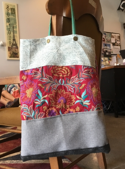 Handbag tote
